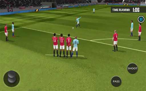 Dream Champions League 2021 Soccer Real Football 1.0.1 Screenshots 2