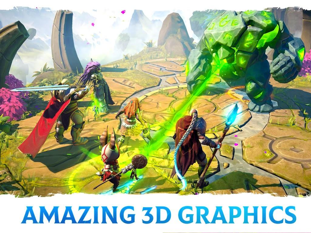 Age of Magic: Turn-Based Magic RPG & Strategy Game  poster 9
