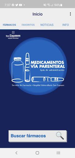 Medicamentos vu00eda parenteral  Paidproapk.com 1