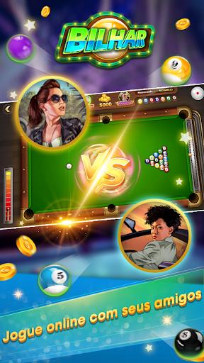 Bilhar - Bilhar bola 8 - Bilhar com jogo de cartas goodtube screenshots 2