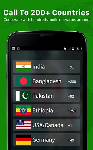 Call Free - Call to phone Numbers worldwide 1.7.8 Screenshots 9
