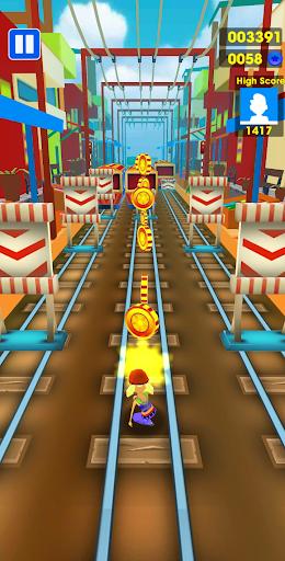 Subway Endless - Train Surf Run  Screenshots 4