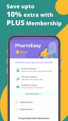 PharmEasy u2013 Online Medicine Ordering App  Screenshots 4