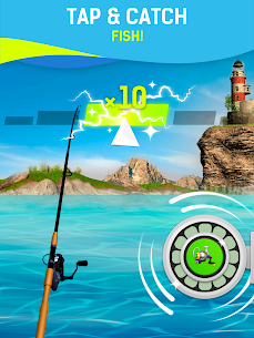 Grand Fishing Game Mod Apk (Unlimited Gold/Pearls) Download 6