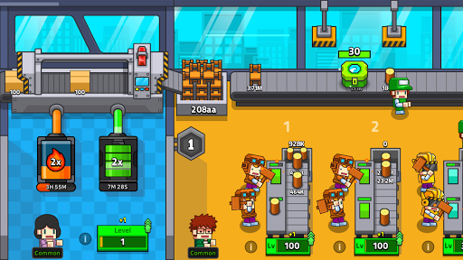 My Factory Tycoon - Idle Game screenshots 6