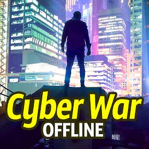 Cyber War: Cyberpunk Reborn (Offline ARPG)