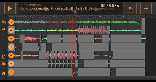 Song Maker - Free Music Mixer  Screenshots 2