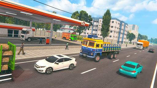 Indian Cargo Truck Driver Simulator Game -Forklift 1.20 screenshots 3