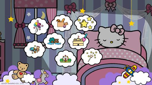 Hello Kitty: Good Night 1.1.2 screenshots 16