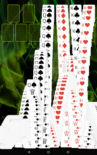 Russian Cell Solitaire screenshots 10