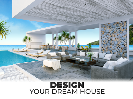 My Home Makeover - Design Your Dream House Games 3.3 screenshots 1
