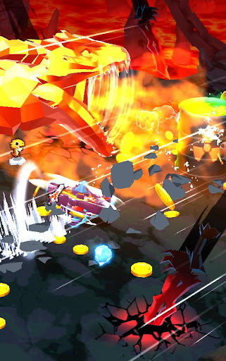 Super God Blade : Spin the Ultimate Top! 1.67.13 Screenshots 3