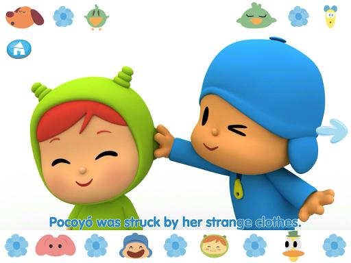 Pocoyo meets Nina - Storybook screenshots 12