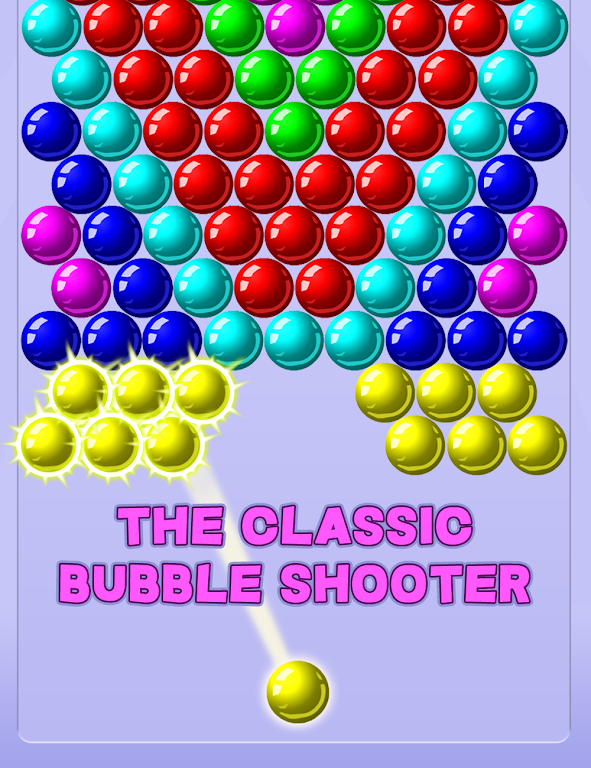 Bubble Shooter poster 2