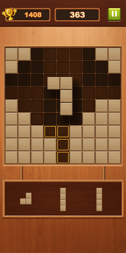 Block Puzzle - Free Sudoku Wood Block Game Screenshots 3