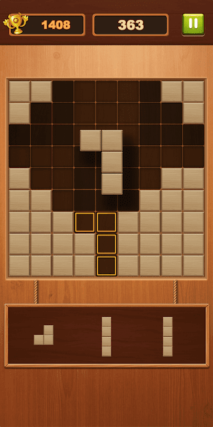 Imágen 4 de Block Puzzle - Free Sudoku Wood Block Game para android