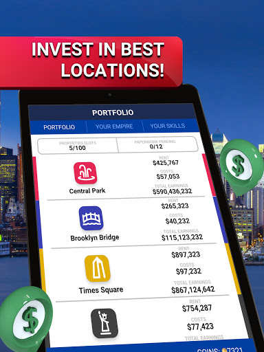 LANDLORD Business Simulator with Cashflow Game 3.5.0 screenshots 8