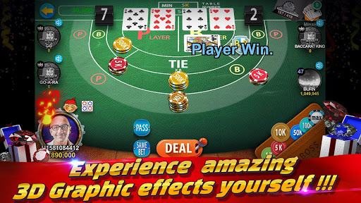 Boss Poker u2013 Texas Holdem Blackjack Baccarat  screenshots 3