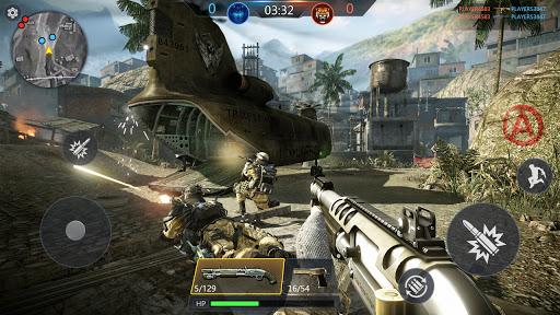 FPS Online Strike - Multiplayer PVP Shooter 1.1.18 screenshots 9