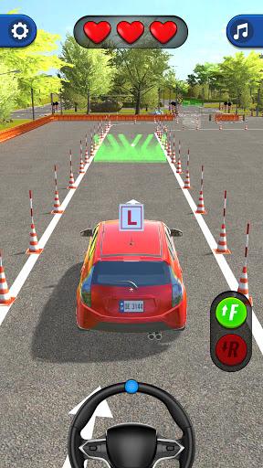 Driving School Test screenshots 1