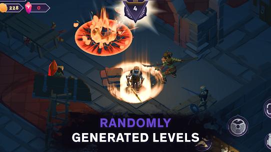 Dread Rune Mod Apk: Roguelike Dungeon Crawler (Unlimited Diamonds) 10