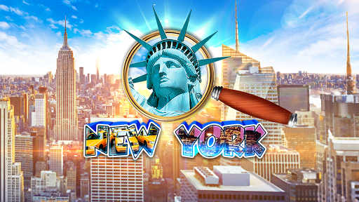 Hidden Objects New York City Puzzle Object Game  screenshots 17