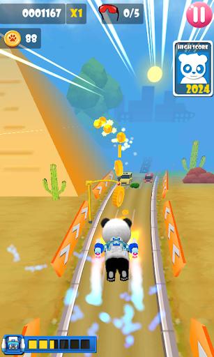 Panda Run apkpoly screenshots 7