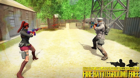 Battleground Fire Cross Survival Fire Firing Squad Hack Online (Android iOS) 3