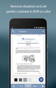 TurboScan scan documents and receipts in PDF 4