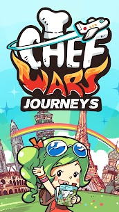 Chef Wars Journeys 1.1.2 Mod APK (Unlimited) 1