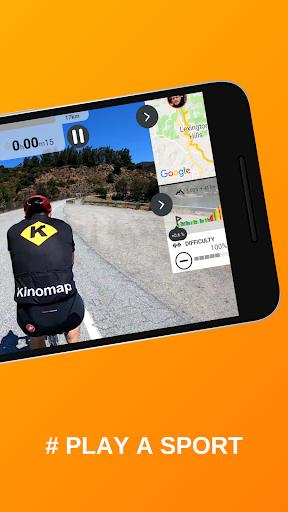 Kinomap - Indoor training videos  Screenshots 6