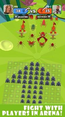 Clash of Bugs:カジュアルなバグと動物のパズルゲームのおすすめ画像1