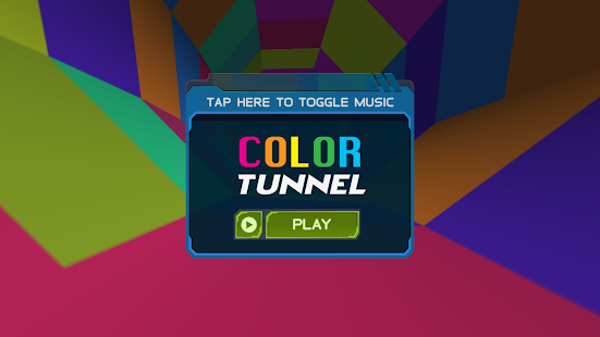 Color Tunnel Screenshot