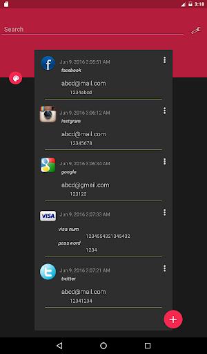 Password Saver 5.0 Screenshots 15