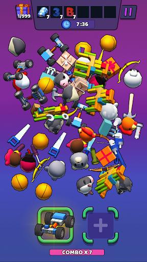 Project Merge 3D - Matching Pair Game apkdebit screenshots 20