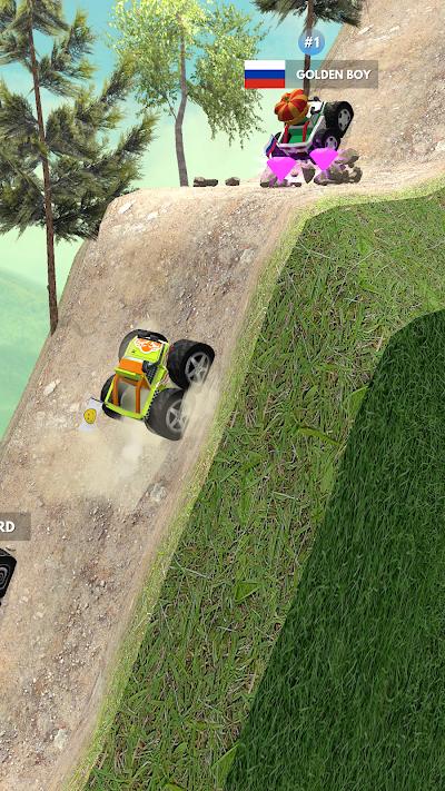 Rock Crawling Android App Screenshot