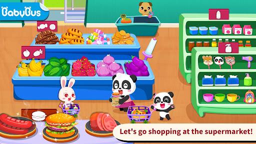 Baby Panda's Supermarket  screenshots 1