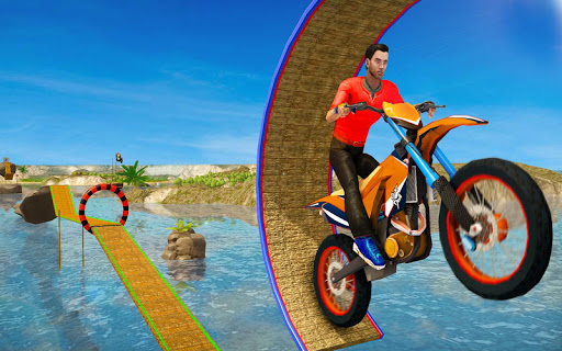 Impossible Bike Track Stunt Games 2021: Free Games 2.0.02 screenshots 9