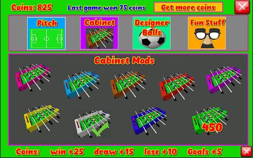 Table Football, Soccer 3D 1.20 Screenshots 4