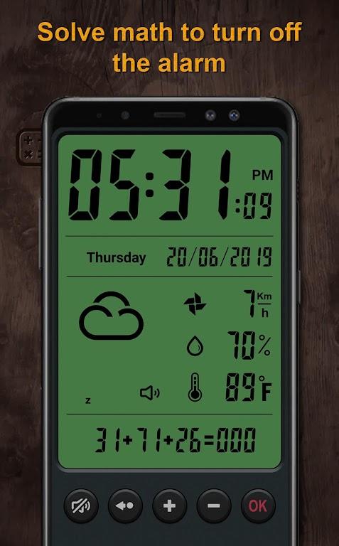 Alarm clock Pro  poster 2