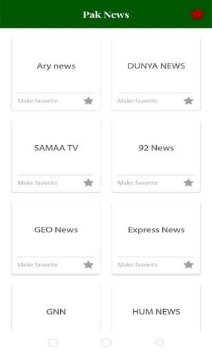 Pakistan News TV - Pak News 1.1 screenshots 1