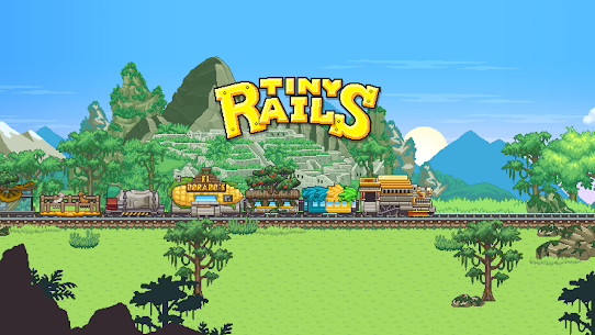 Tiny Rails MOD Apk 2.10.06 (Unlocked) 1