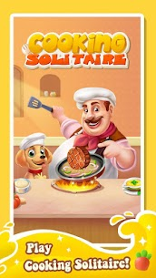 Cooking Solitaire Mod Apk 1.2.44 (A Large Amount of Currency) 5