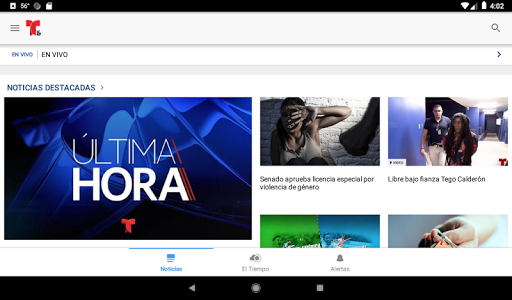 Telemundo Puerto Rico 6.14 Screenshots 15