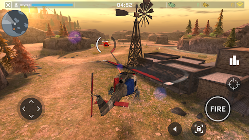 Massive Warfare: Helicopter vs Tank Battles 1.52.187 screenshots 2