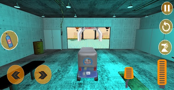 Modern Tuk Tuk Auto Rickshaws : Mega Driving Games For Android 2