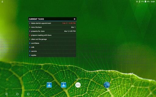 OpenTasks  screenshots 10