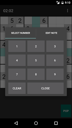 Open Sudoku 3.6.0 screenshots 4