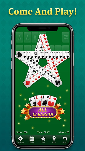 Solitaire Card Collection - Free Classic Game  screenshots 2
