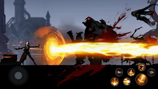 Shadow Knight: Ninja Assassin Epic Fighting Games screen 2